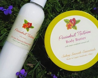 Passionfruit Nectarine Body Butter