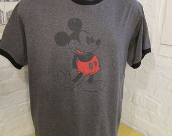 Size L+ (49) **Mickey Mouse Shirt (Single Sided)