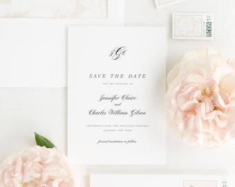 Jennifer Save the Date - Deposit