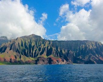 Nature Photography, Kauai, Hawaii, Na Pali Coast, Ocean, Beaches