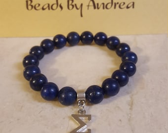 """Fraternity Charm Collection-""""Sigma"""""""