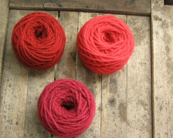 Lanaset Dyes for Wool and Silk, Acid Dyes - Scarlet, Red, Bordeaux
