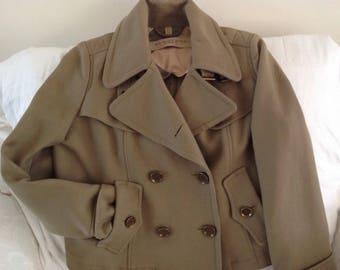 Burbury Brit military style jacket
