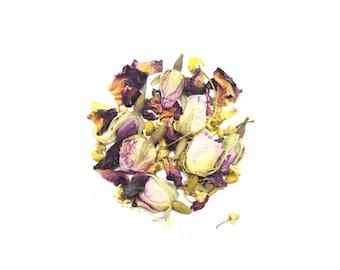 50g | Chamomile & Rose Infusion // Sleep Tea // Loose Leaf Tea // Herbal Tea // Wellness // Calming