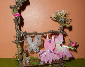 NEW / Flower Fairy dress rail