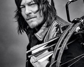 Norman Reedus Daryl Dixon The Walking Dead 8x10 Print Photo #4