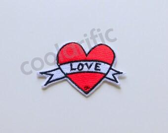 Love Sticker Patch