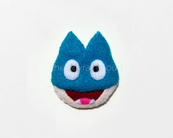 lunchy munchies - exquisitely handsewn Munchlax