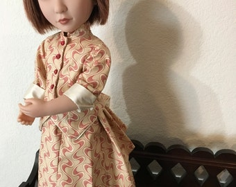 1870's Style Outfit for 16 inch doll