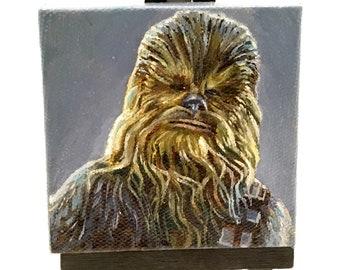 Chewbacca Original Minipainting