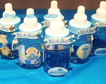 12 petites 3,5 c'est une douche de bébé garçon partie des faveurs, shower de bébé, des faveurs du parti