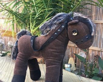 Denim Ponies