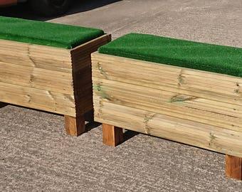 Boxed Hedge Filler
