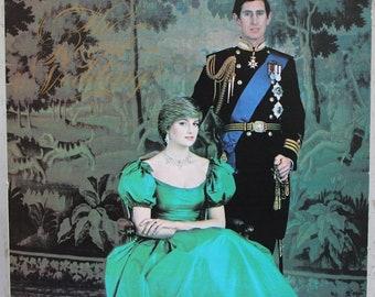 Charles & Diana Royal Wedding Album, BBC, Canada 1981, Commemorative Vinyl