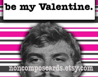 Jeffrey Dahmer serial killer Valentine card