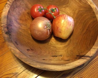 13 inch Cherry salad bowl