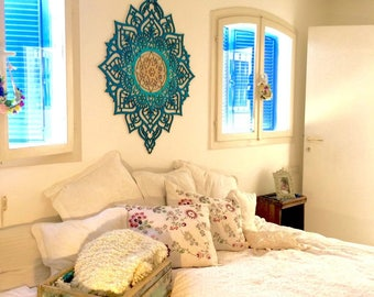Indian decor etsy - How to decorate living room in indian style ...