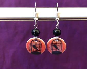 Bird Set Free Earrings