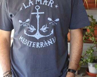 T-Shirt LA MAR MEDITERRÀNIA