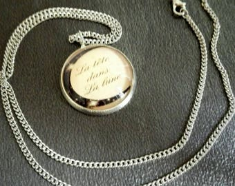 Romantic love necklace