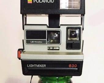 Polaroid Camera Lightmixer 630