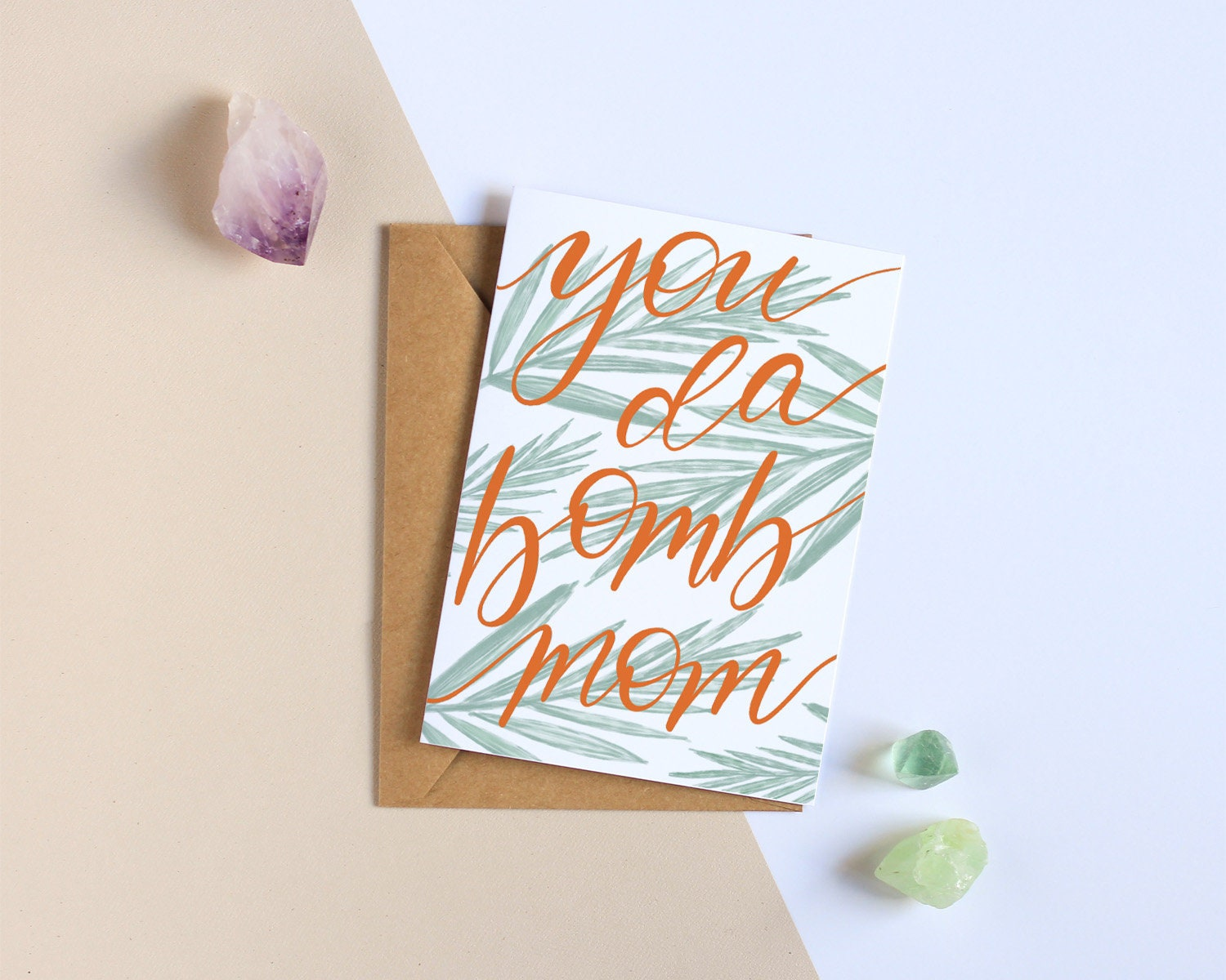 Da Bomb Mothers Day Greeting Cards
