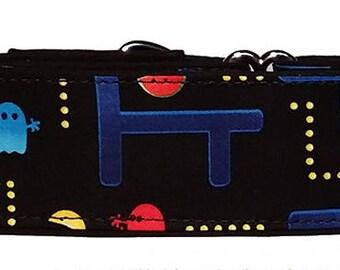 Pac-Man  2 Inch Martingale Collar-