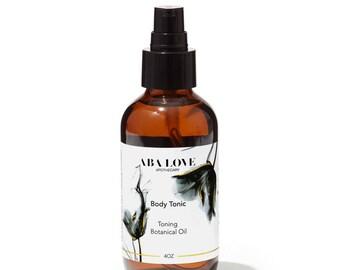 Body Tonic - Toning Botanical Oil
