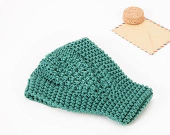 Mint Knit Ear Warmer - READY TO SHIP