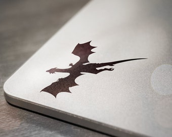 Dragon Laptop Decal Sticker