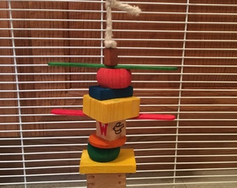 Hanging Chew Toy for Small Animals/Birds