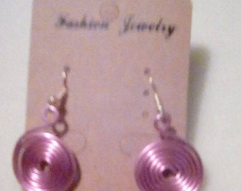 Spirial Earrings