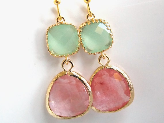 pacificpearls pearl earrings peach com collection kiribati product drop