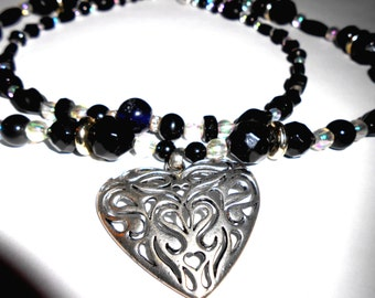 Strong Heart Necklace