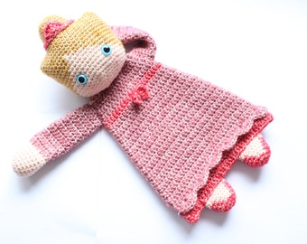 Princess Ragdoll crochet amigurumi pattern PDF INSTANT DOWNLOAD