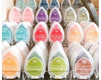 Tsukineko Versa Magic Dew Drop Chalk Ink - Summer Garden