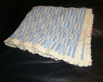baby blanket very soft pure wool