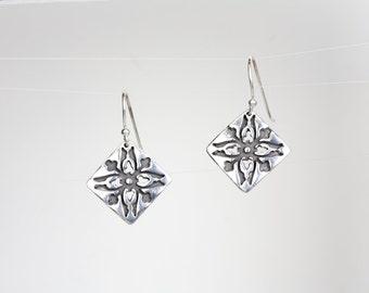 Acorns Fine Siver Earrings