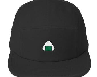 Five Panel Onigiri Hat