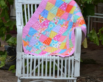 Baby throw/quilt