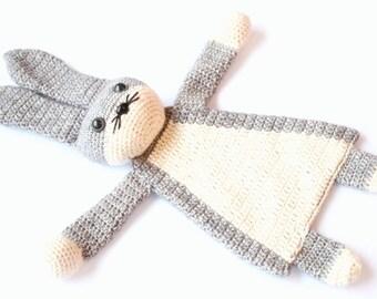 Bunny Ragdoll crochet amigurumi pattern PDF INSTANT DOWNLOAD