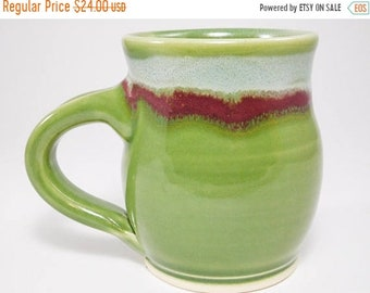 ON SALE Handmade Coffee Mug - Handmade Pottery Mug - Handmade Ceramic Mug - Handmade Mug - Clay Mug - Stoneware Mug - In Stock