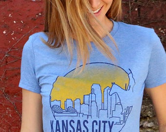 Ladies Kansas City Scout Tee