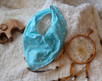 Baby and toddler item, baby bandana bib, baby bib