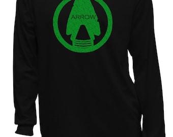 Arrow Long Sleeve Sweatshirt