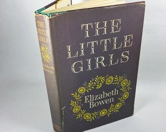 The Little Girls by Elizabeth Bowen. Vintage book circa 1966 about three women who meet to discuss childhood secrets.