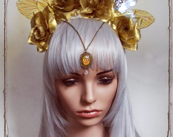 "Fairy Headdress ""Pixie"""