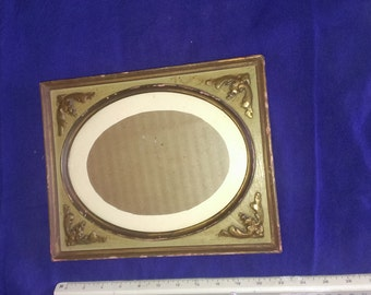 Wooden Ornate Gold Picture Frame