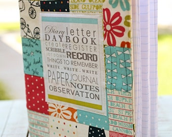 Notebook Cover- Download Pattern