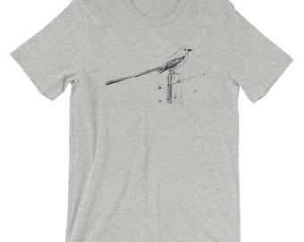 Oklahoma Scissortail Flycatcher Short-Sleeve T-Shirt